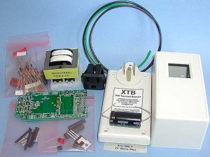 The XTB kit and components